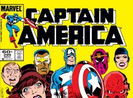 Captain America (1968) #299 Cover