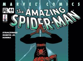 Amazing Spider-Man (1999) #44 Cover