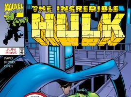 Incredible Hulk (1962) #465 Cover