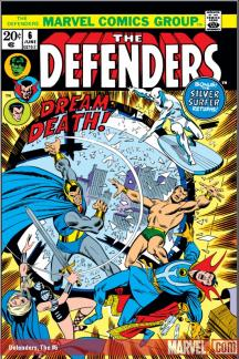 Defenders (1972) #6