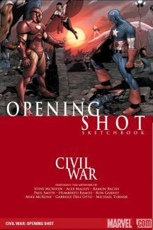 Civil War: Opening Shot #0