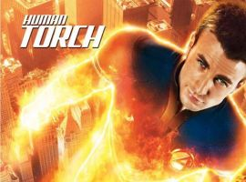 Human Torch International Movie Poster 1