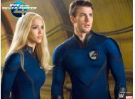 Fantastic Four: Rise of the Silver Surfer Wallpaper
