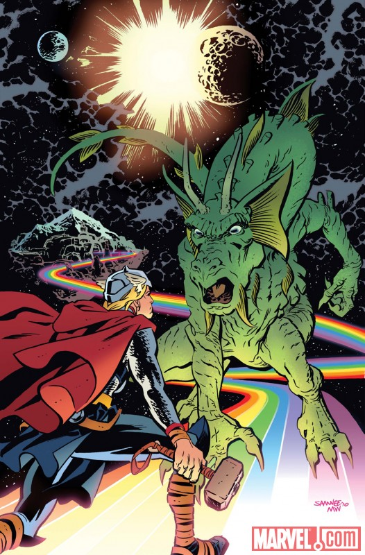 Thor the Mighty Avenger (2010) #6