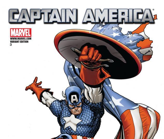 Captain America (2011) #3, Architect Variant