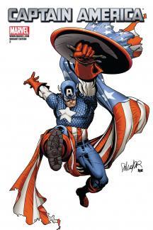 Captain America (2011) #3 (Architect Variant)
