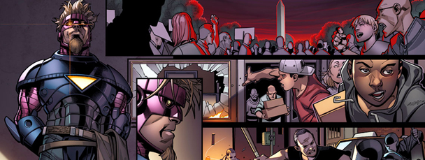 Sneak Peek: Ultimate Comics X-Men #3