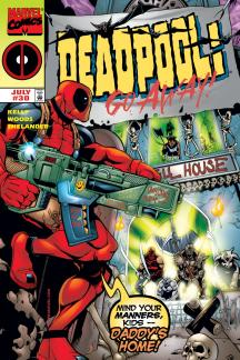 Deadpool (1997) #30