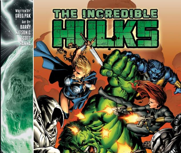 Incredible Hulks (2009) #614
