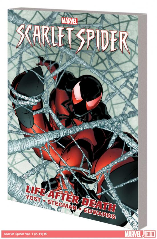 SCARLET SPIDER VOL. 1: LIFE AFTER DEATH TPB (COMBO)