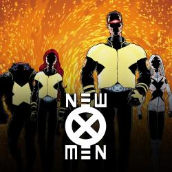 New X-Men (2001 - 2004)