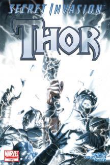 Secret Invasion: Thor (2008) #1