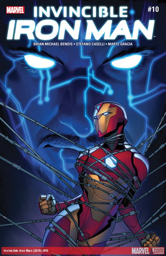 Invincible Iron Man (2016) #10