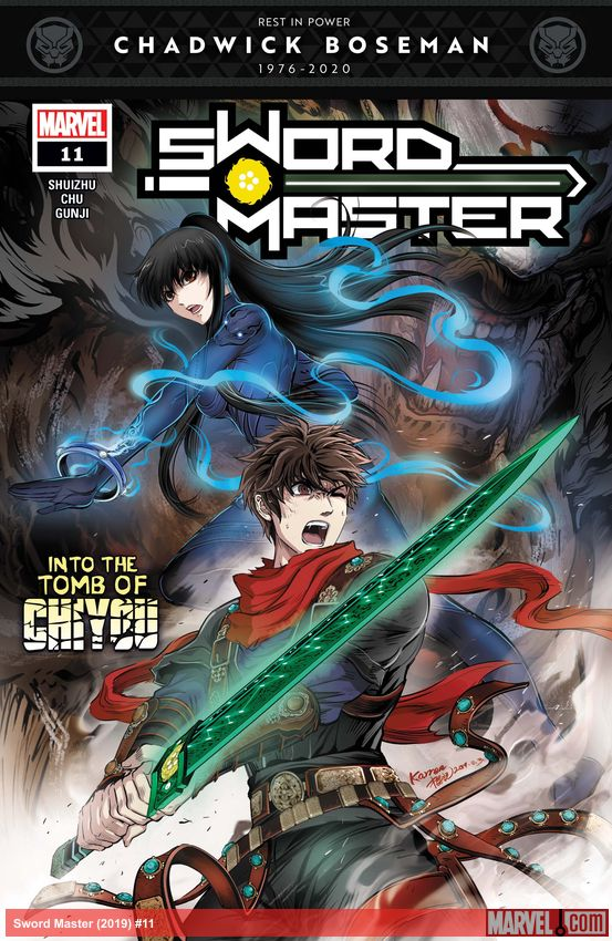 Sword Master (2019) #11