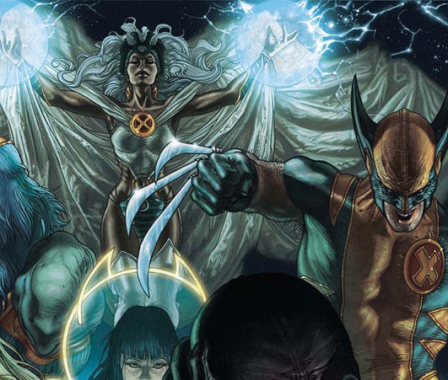 ASTONISHING X-MEN #25