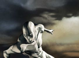 SILVER SURFER (2003) #5 COVER