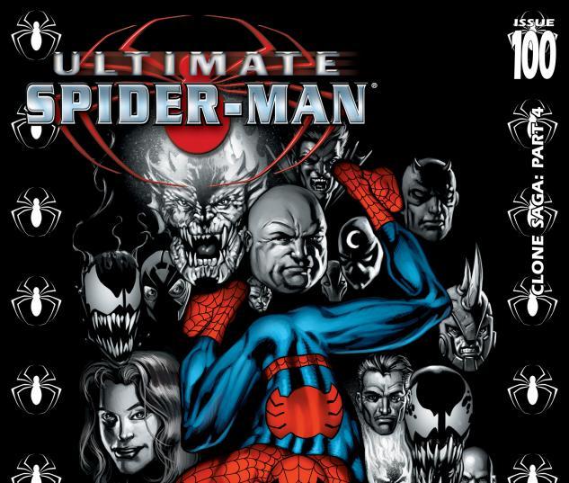 Ultimate Spider-Man (2000) #100, Variant