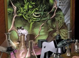 Incredible Hulk (2011) #2, Mc 50th Anniversary Variant