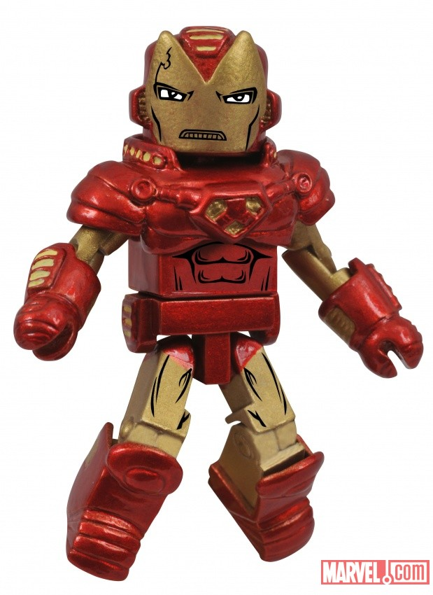 Marvel Minimates Wave 44-Iron Man