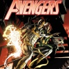 New Avengers (2010) #26 cover by Mike Deodato