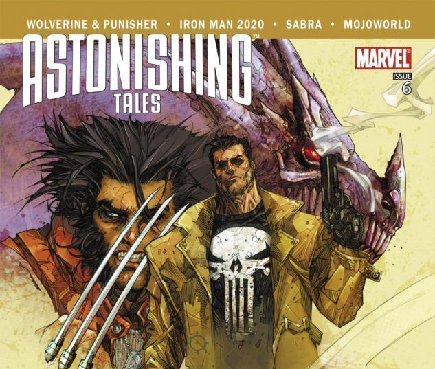 Astonishing Tales (2009) #6