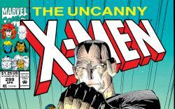Uncanny X-Men (1963) #299 Cover