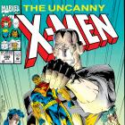Uncanny X-Men (1963) #299 Cover