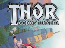 THOR: GOD OF THUNDER 12 (NOW, WITH DIGITAL CODE)