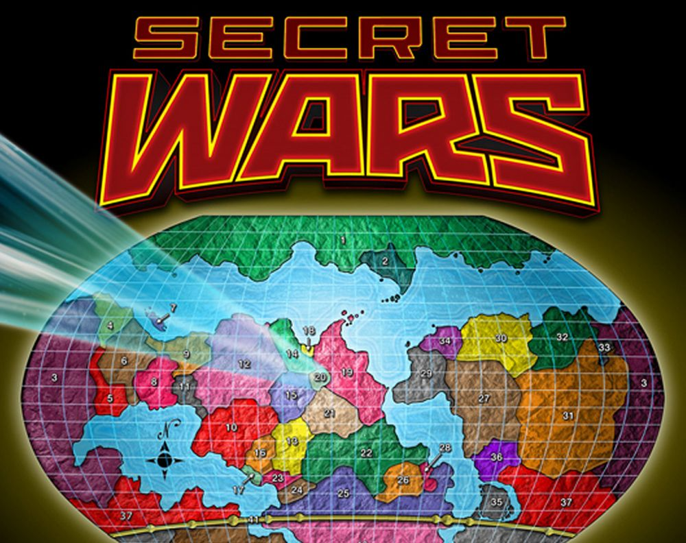 When Everything Ends, There Is Only Secret Wars