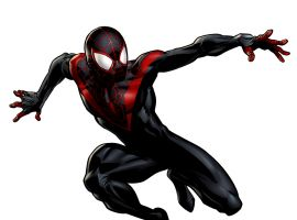 Miles Morales in Marvel: Avengers Alliance