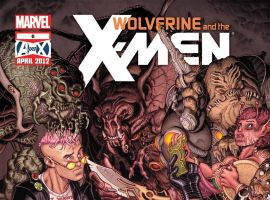 WOLVERINE & THE X-MEN (2011) #6 Cover