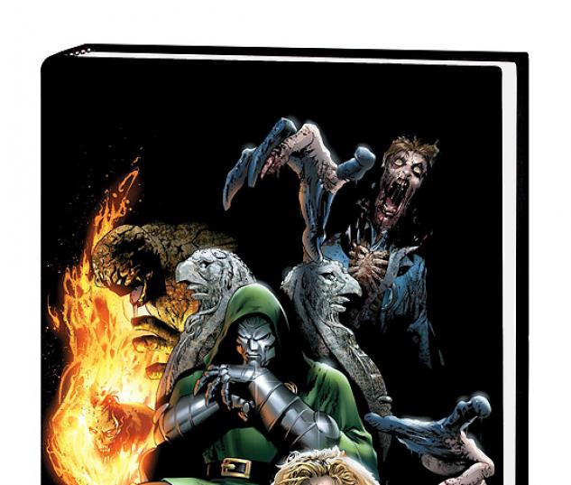 Ultimate Fantastic Four Vol. 3 (Hardcover)