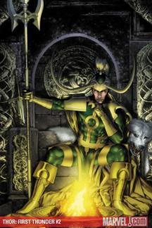 Thor: First Thunder #2