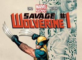 Savage Wolverine 2013 #1