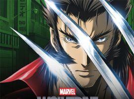 Wolverine (Anime) Master