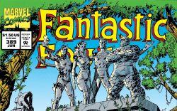Fantastic Four (1961) #389 Cover