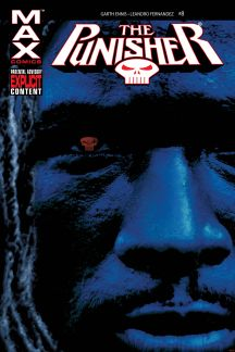Punisher (2004) #8