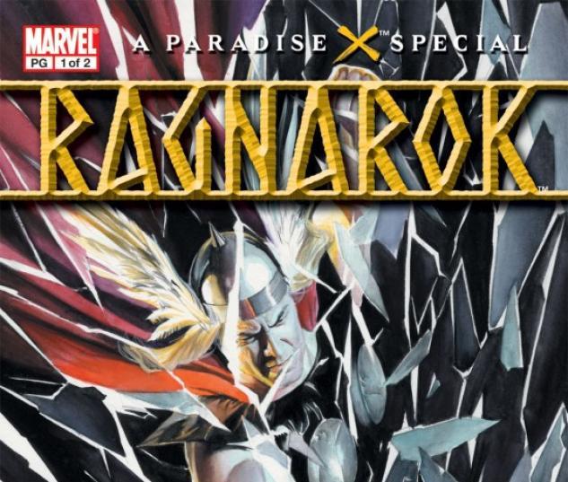 Paradise X: Ragnarok #1