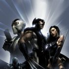 UNCANNY X-FORCE #1 variant cover by Clayton Crain
