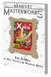 Marvel Masterworks: The X-Men Vol. 3 DM Variant TPB (Trade Paperback)