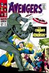 Avengers (1963) #37 cover