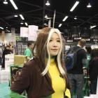Rogue cosplayer at Wondercon 2012