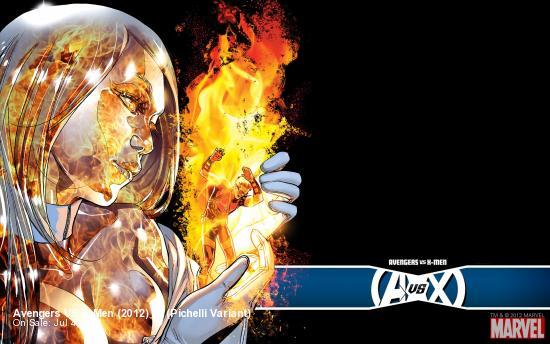 Avengers VS X-Men (2012) #7 (Pichelli Variant)