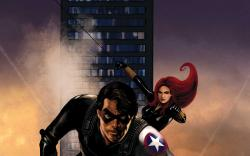 Winter Soldier #13 Cover