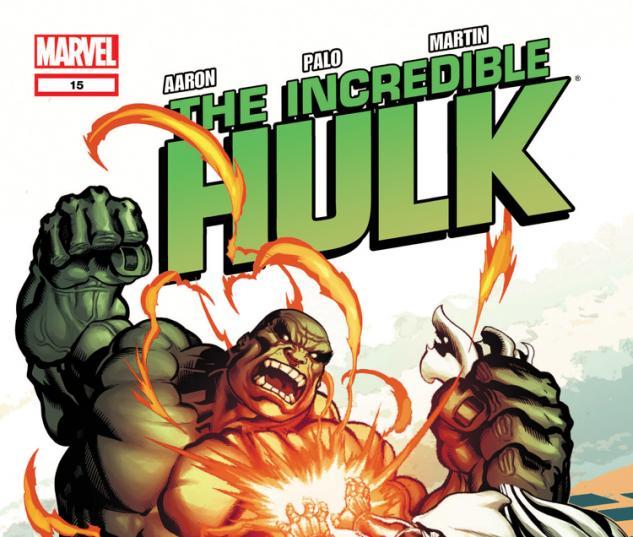 Incredible Hulk (2011) #15