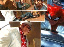 Swing into a Spider-Man Original Graphic Novel