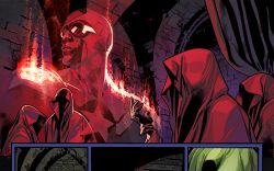 Captain America #25 preview art by Stuart Immonen
