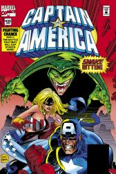 Captain America #435 