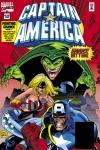 Captain America #435
