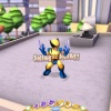 Screenshot of Wolverine from Super Hero Squad Online
